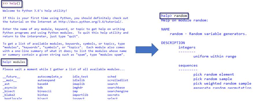 Funciones de la librer a est ndar de python c mo utilizarlas blog carrera linux - Librerias python ...