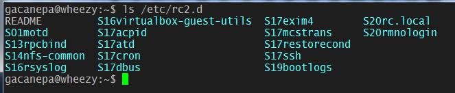 SystemV e init: El runlevel 2