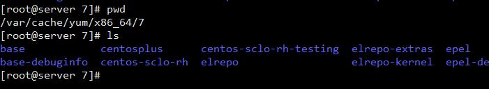 Directorio donde se guardarán los archivos al usar yum para descargarlos sin instalarlos