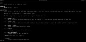 Ayuda en Gnu Linux - 3